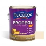 Tinta Protege Acrílico Fosco Premium Palha 3,6 Litros Eucatex