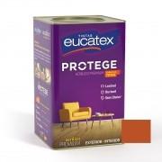 Tinta Protege Acrílico Fosco Premium Tomate Seco 18 Litros Eucatex