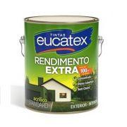 Tinta Rendimento Extra Acrílico Areia 3,6 Litros Eucatex