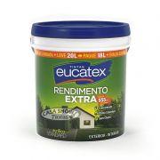 Tinta Rendimento Extra Acrilico Branco 20L Eucatex