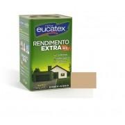 Tinta Rendimento Extra Acrílico Camurça 18 Litros Eucatex