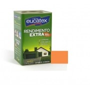 Tinta Rendimento Extra Acrílico Cenoura18 Litros Eucatex