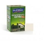 Tinta Rendimento Extra Acrílico Gelo18 Litros Eucatex