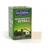 Tinta Rendimento Extra Acrílico Palha 18 Litros Eucatex