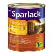 Verniz Duplo Filtro Solar Brilhante 1/4 Sparlack