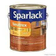 Verniz Neutrex Mogno Galão 3,6 Litros Sparlack