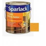 Verniz Solgard Triplo Filtro Solar Brilhante Natural 3,6 Litros Sparlack