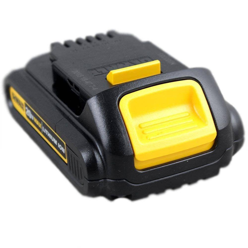 Bateria 20V Max Compact 1.3Ah Dcb207 Dewalt