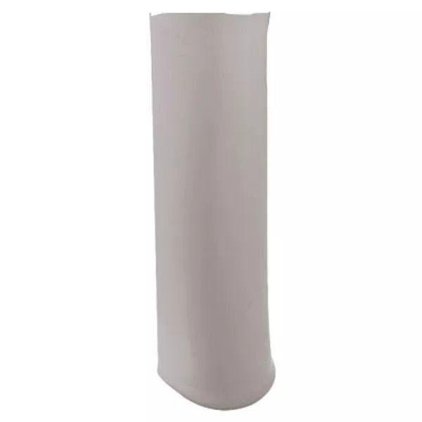 Coluna Para Lavatorio Cinza Claro Fiori