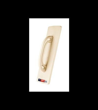 Desempenadeira Em Pu 45 X 15cm  Estriada At162/1 Atlas