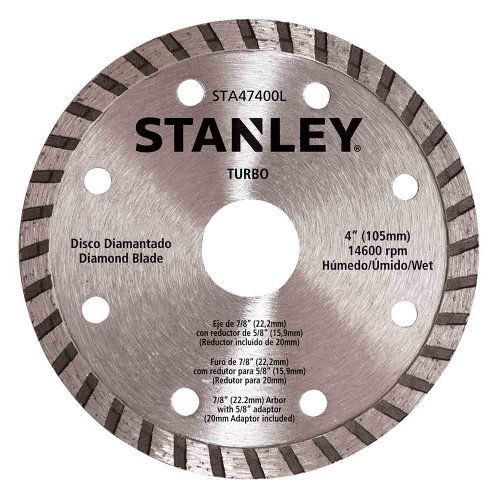 Disco Diamentado Turbo 105Mm  Stanley