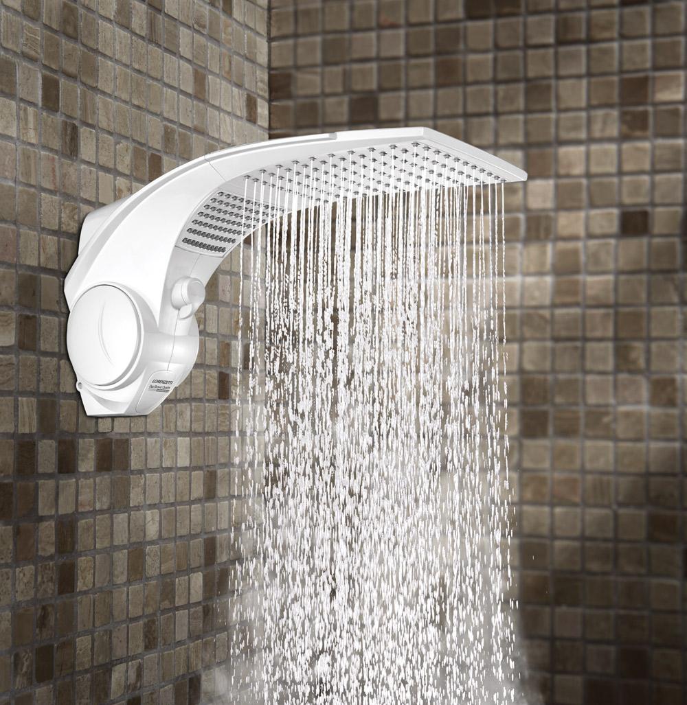 Ducha Duo Shower Quadra Turbo Multitemperaturas  7500W 220V Lorenzetti