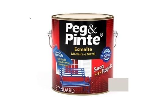 Esmalte Peg & Pinte Brilhante Gelo 900ml Eucatex