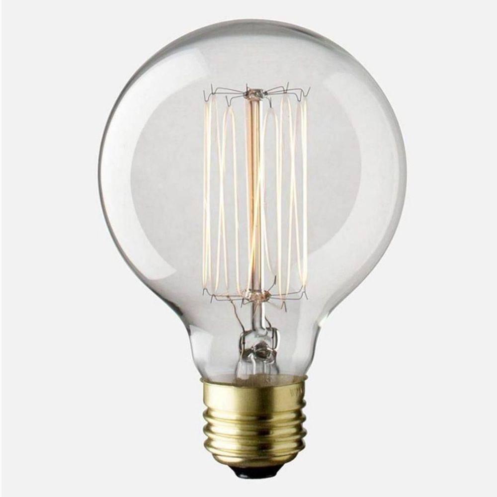 Lampada Filamento De Carbono 40W 127V Taschibra