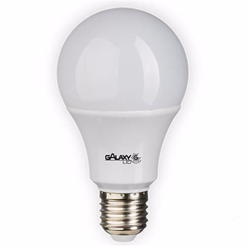 Lampada Led Buldo 14W A65 6500K  E27 Bivolt Galaxy