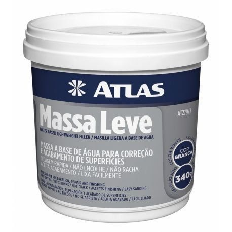 *Massa Leve 90G At279/1 Atlas
