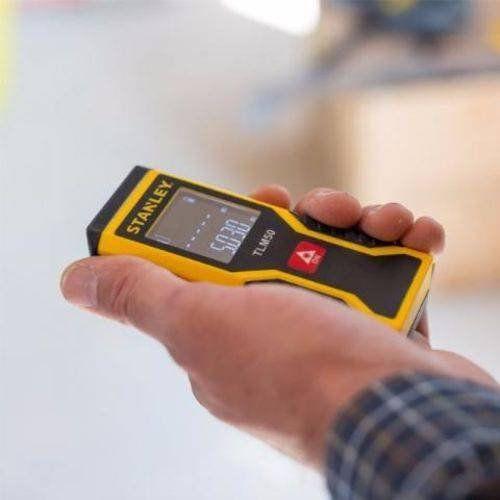 Medidor De Distancia Laser  Tlm100 - 30M Stanley