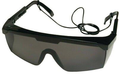 Óculos de Proteção Vision 3000 Fume 3M