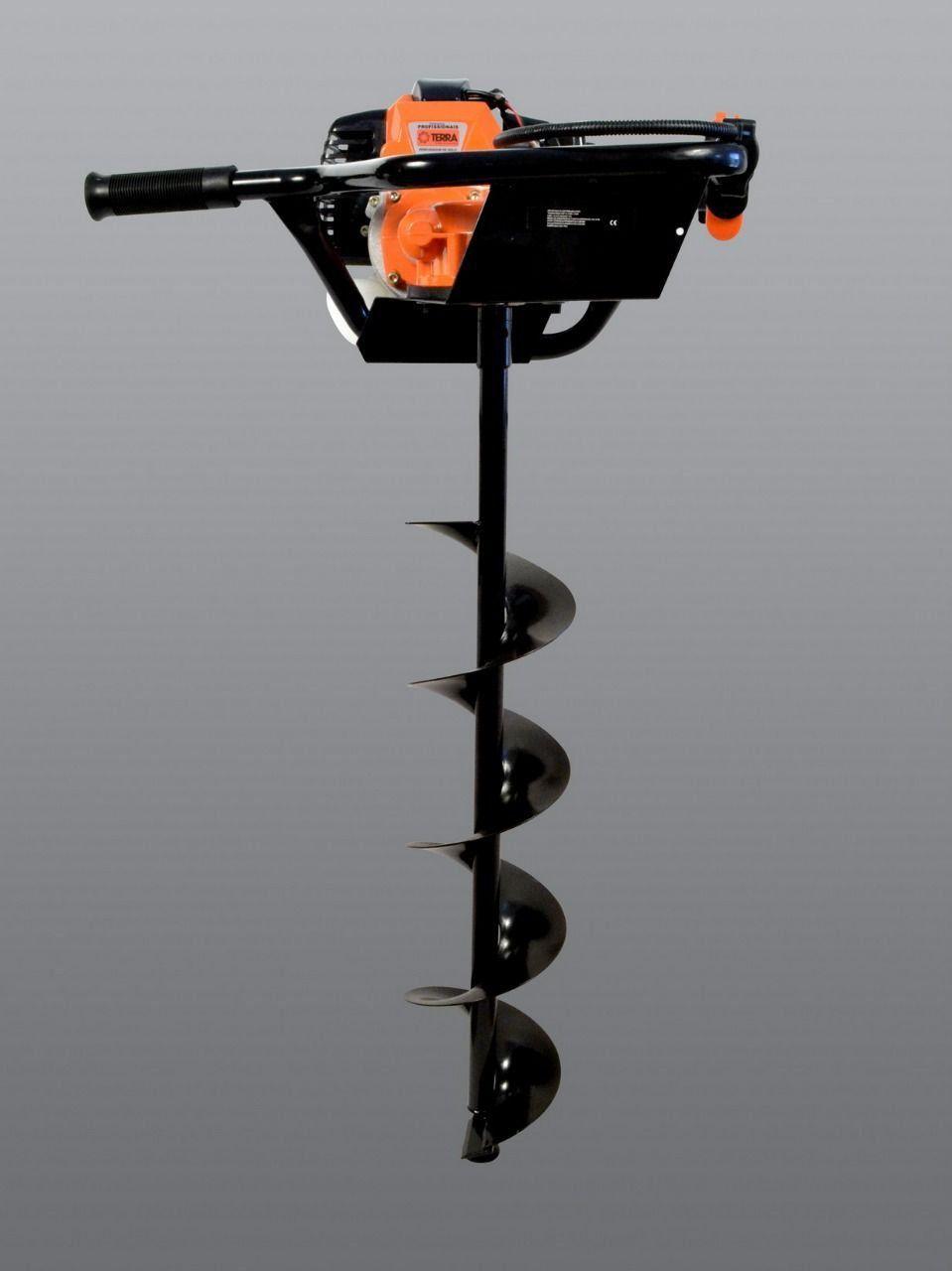 Perfurador De Solo Ps520 Gasolina 52Cc Terra
