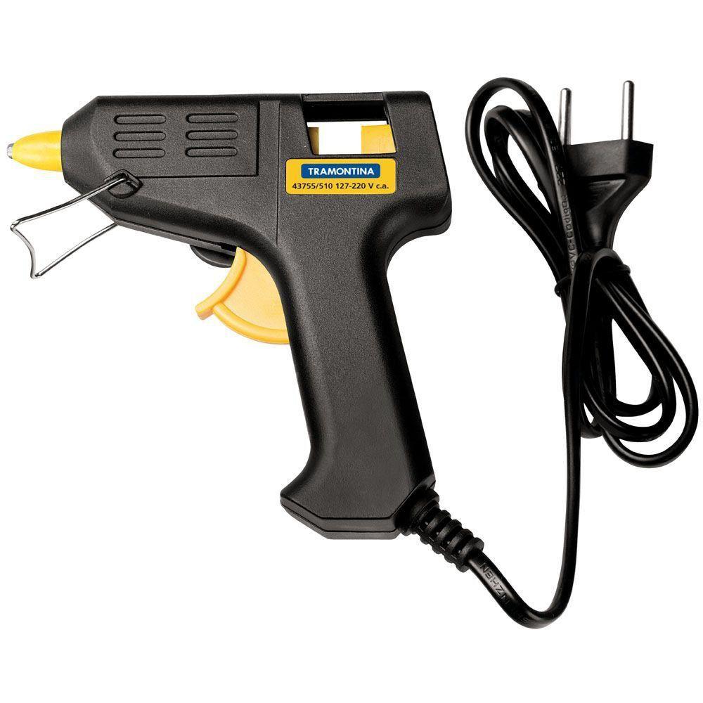 Pistola De Cola Quente Elétrica 20-25W Bivolt Tramontina