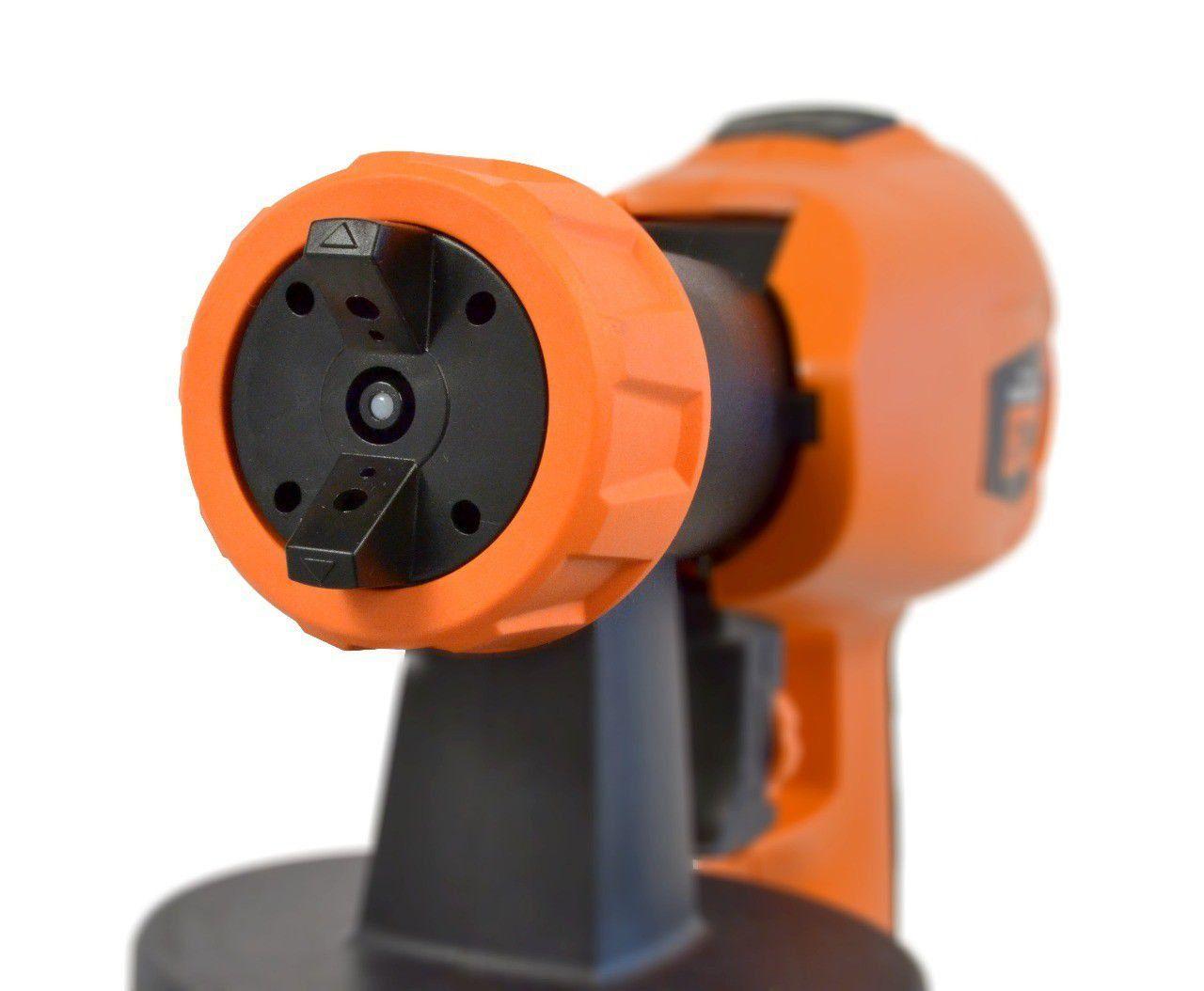 *Pistola Para Pintura Pulv Tp900W 220V Terra