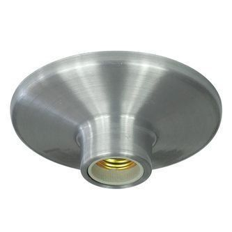 Plafonier Turquia Em Alumínio Lixado E27  Kin