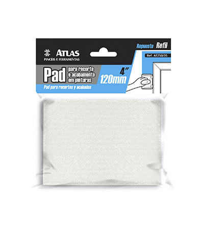 Refil Pad Para Recorte At750/35 Atlas