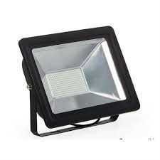Refletor Led Slim 100W 6500K Ip65 Bv 2301  Galaxy