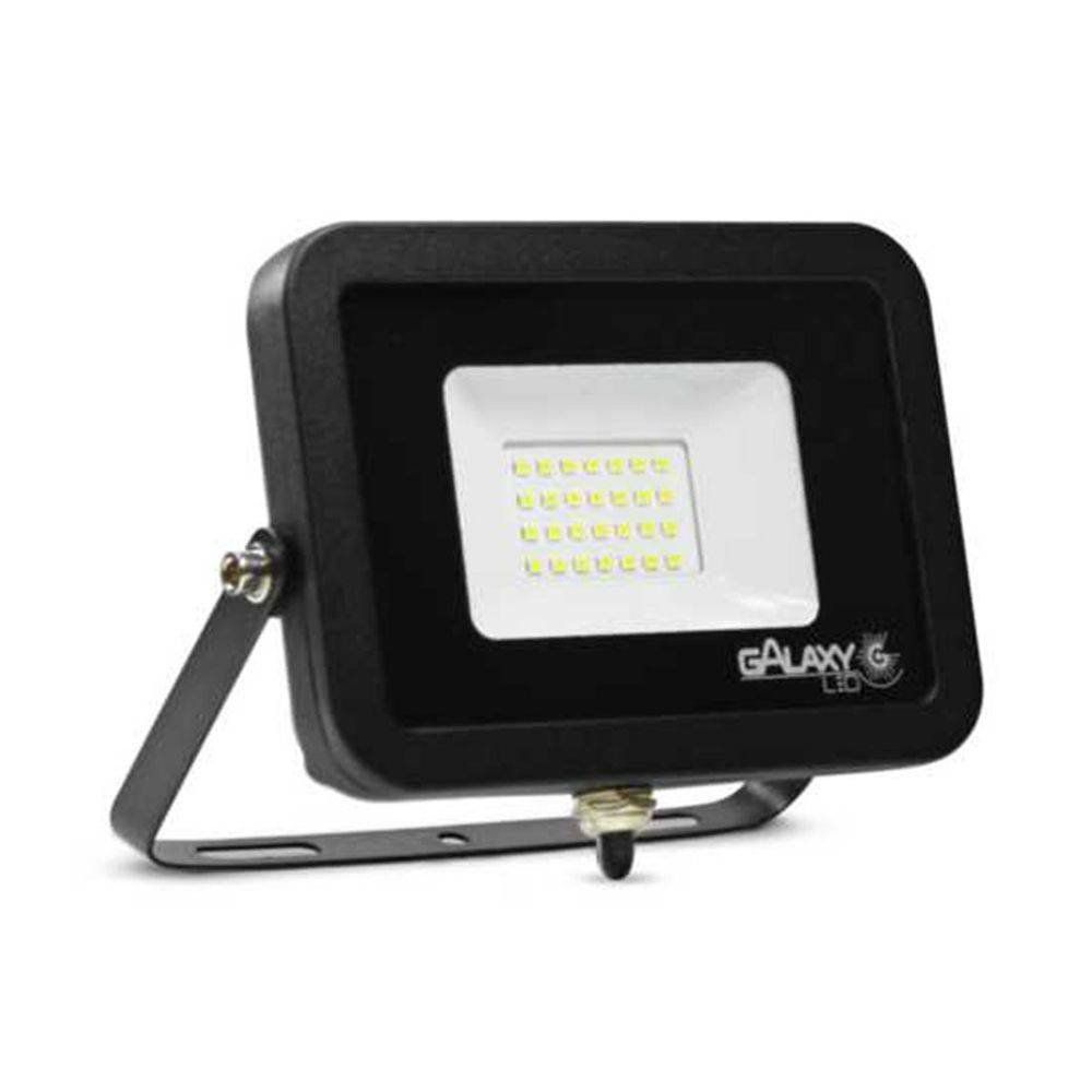 Refletor  Led Slim 10W 6500K Ip65 Bv 2151 Galaxy