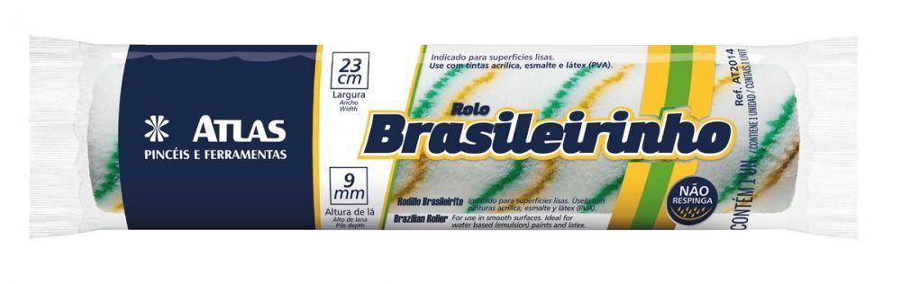 Rolo de Lã Brasileirinho 9Mmx23Cm At 2014  Atlas