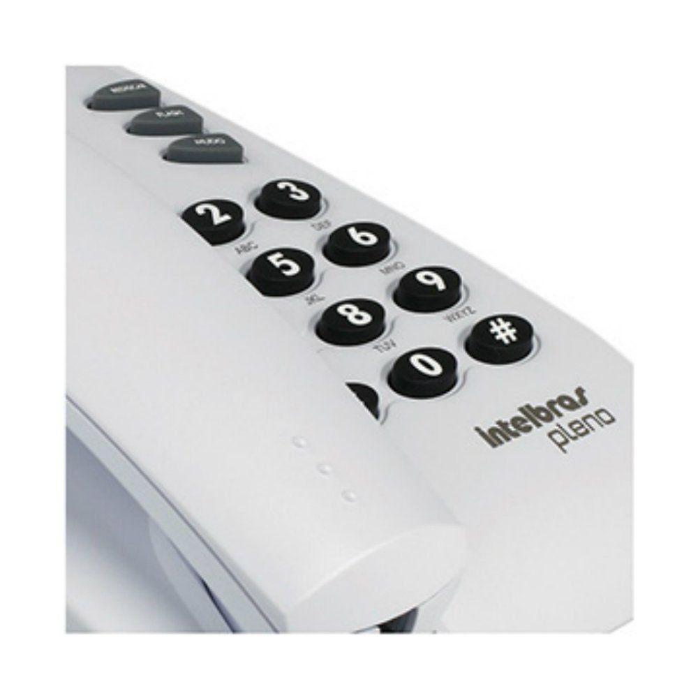 Telefone C/Fio S/Chave  Cz Artico Pleno Intelbras