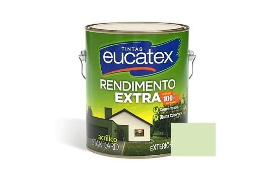 Tinta Rendimento Extra Acrílico Pêra 3,6 Litros Eucatex
