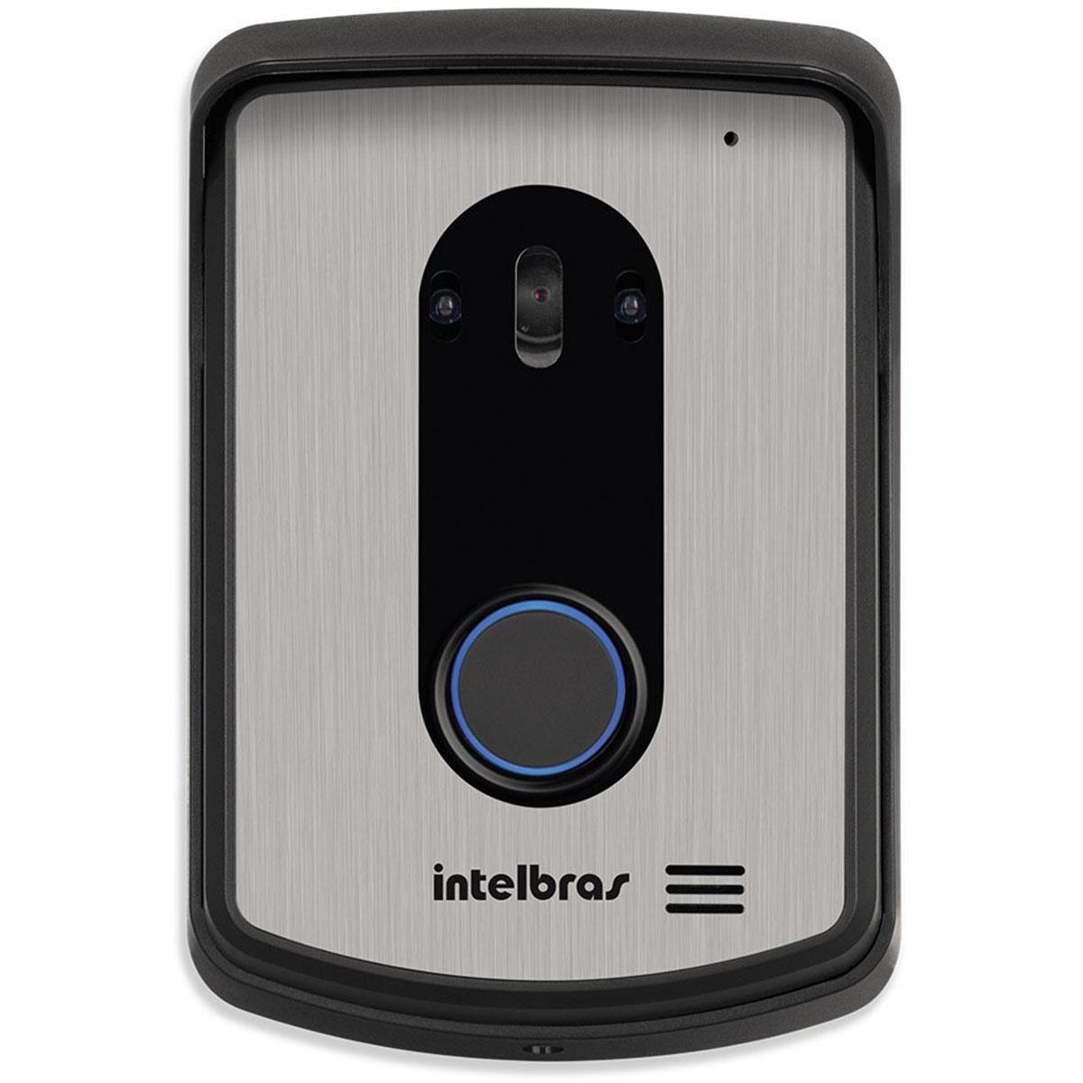 Video Porteiro Com Monofone Iv 4010 Hs Intelbras