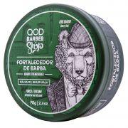 Bálsamo Fortalecedor de Barba QOD Barber Shop 70gr