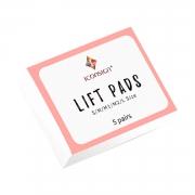 Bob de Silicone Pads para Lash Lifting
