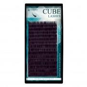 Cílios Eyelash Maker Elipse Cube Lashes Curvatura C