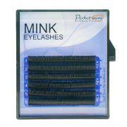 Cílios Eyelash Maker Premium Mink 6 Fileiras Curvatura D