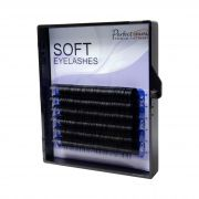Cílios Eyelash Maker Soft Lashes 6 Fileiras Curvatura D