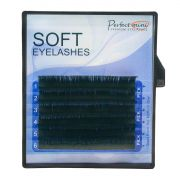 Cílios Eyelash Maker Soft Lashes 6 Fileiras Curvatura C