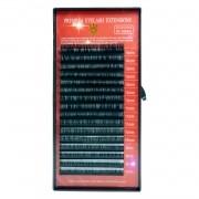 Cílios Ioiu Premium Lash Curvatura D Mix 7-15mm