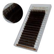 Cílios Nagaraku Ellipse Split Brown Espessura 0.15mm