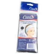 Faixa de Cabelo Atoalhada com Velcro Santa Clara