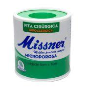 Fita Micropore Missner 5cmx10m