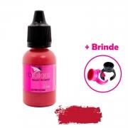 Kit Pigmento Rb Kollors Para Lábios Red Sand + Penélope + Red Life