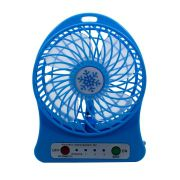Mini Ventilador Portable Fan USB Recarregável