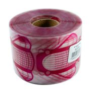 Molde Plástico para Extensão de Unhas Pct 500un
