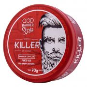 Pomada Killer QOD Barber Shop 70gr