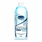 Removedor Esmalte Ideal a Base de Acetona 500ml