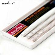 Tufos Navina para Extensão 3D/ Vol. Russo C x 0.07mm