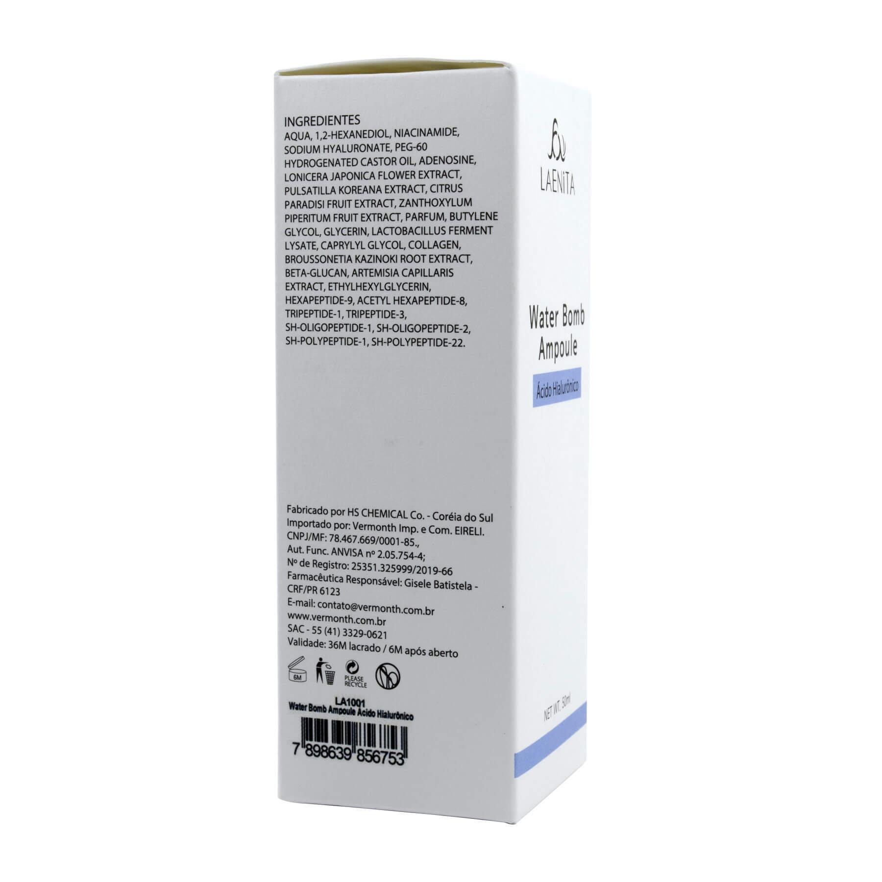 Ácido Hialurônico Laenita 50ml